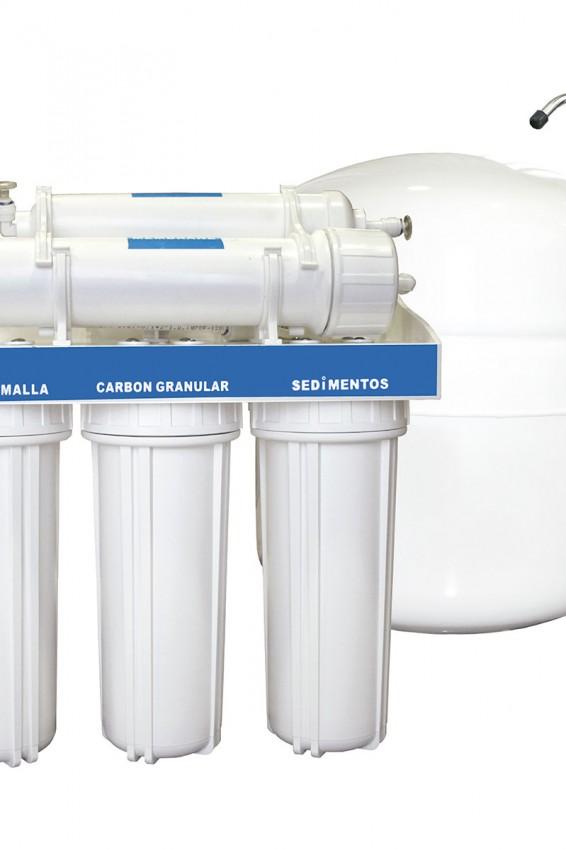 Equipo de osmosis inversa 5 etapas EKO-50_2
